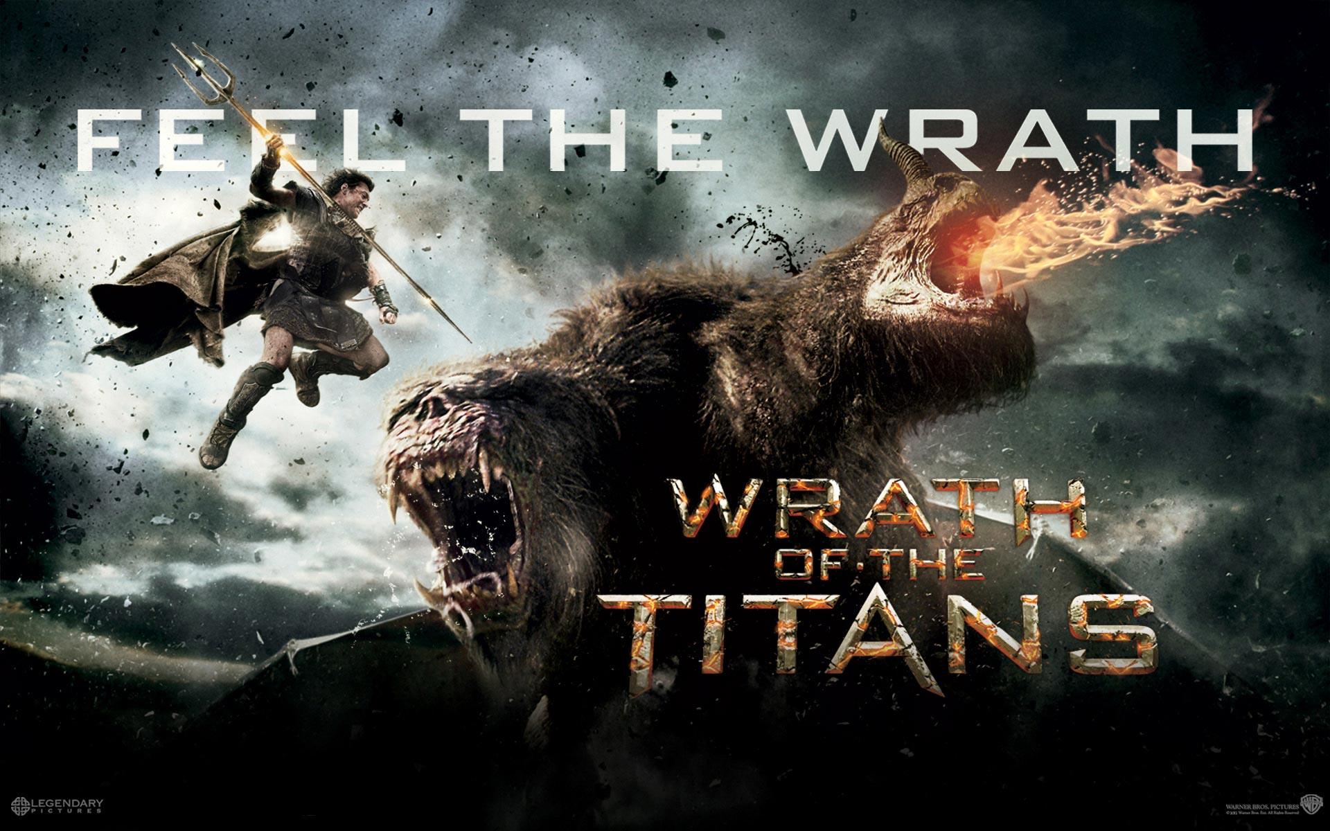 mythology clash of the titans