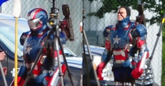 SPOILER - Iron Man 3 Confirmed to Include Iron Patriot! (6/6)
