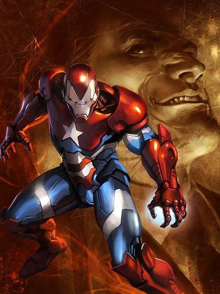 SPOILER - Iron Man 3 Confirmed to Include Iron Patriot! (4/6)