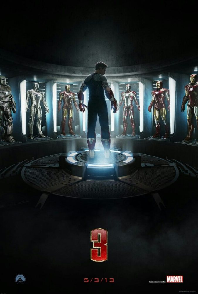 SPOILER - Iron Man 3 Confirmed to Include Iron Patriot! (3/6)