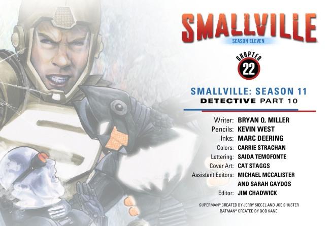 Smallville- credits