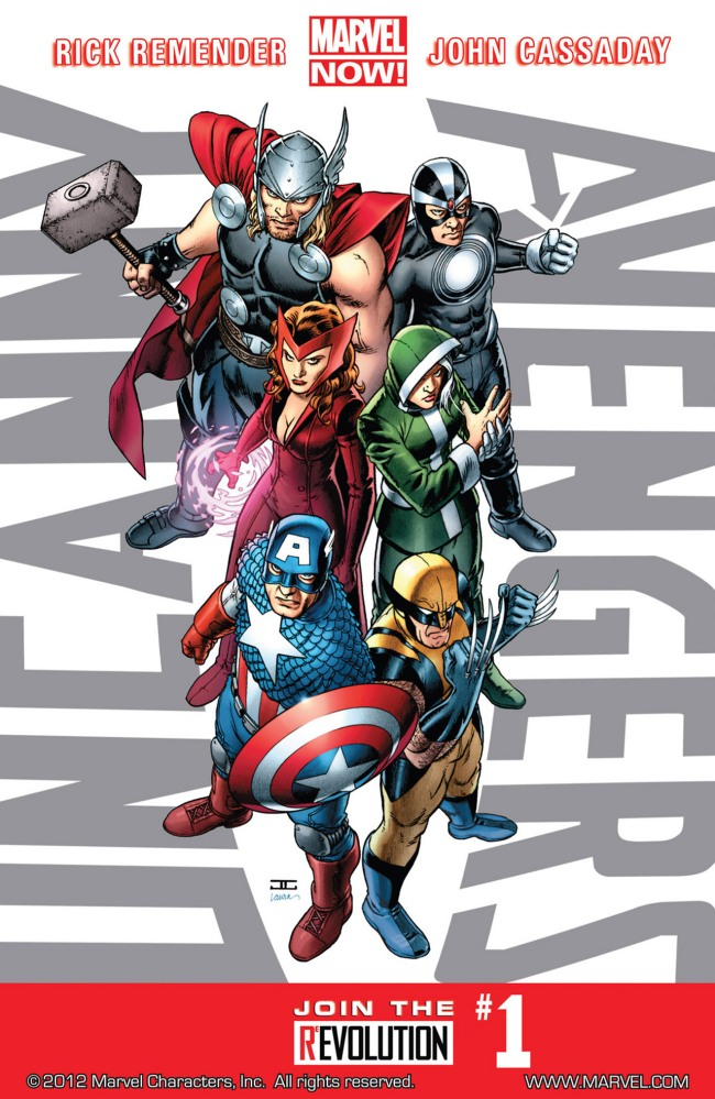 Uncanny Avengers #1 Review (1/2)
