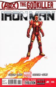 IronMan 6 cover