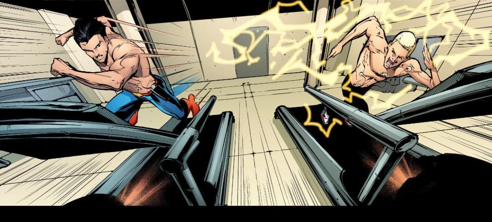 Smallville Season 11 #30 (3/3)