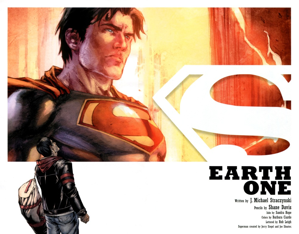 Superman: Earth One Review (2/4)