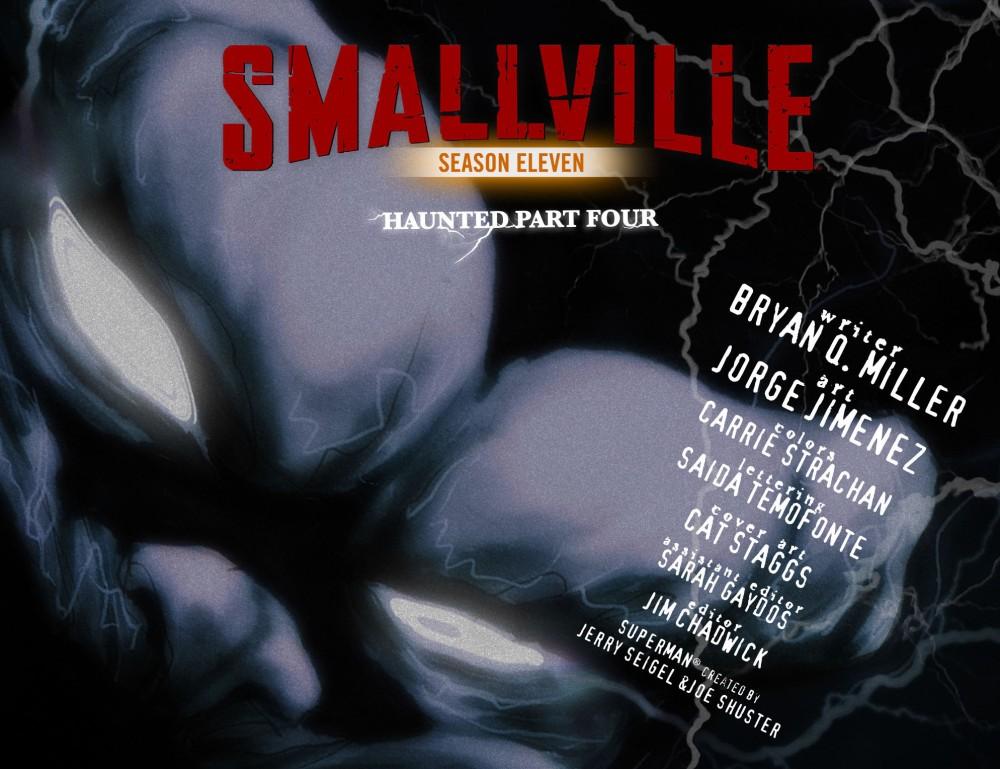 Smallville Season 11 #30 (2/3)