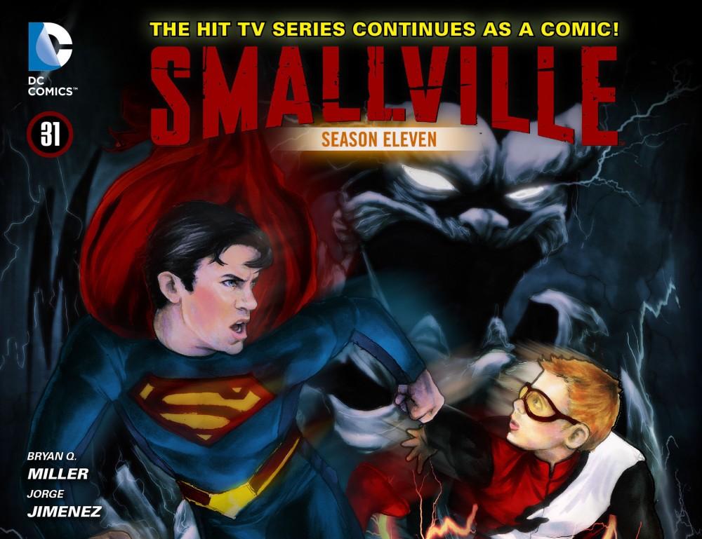 Smallville Season 11 #31 (1/2)