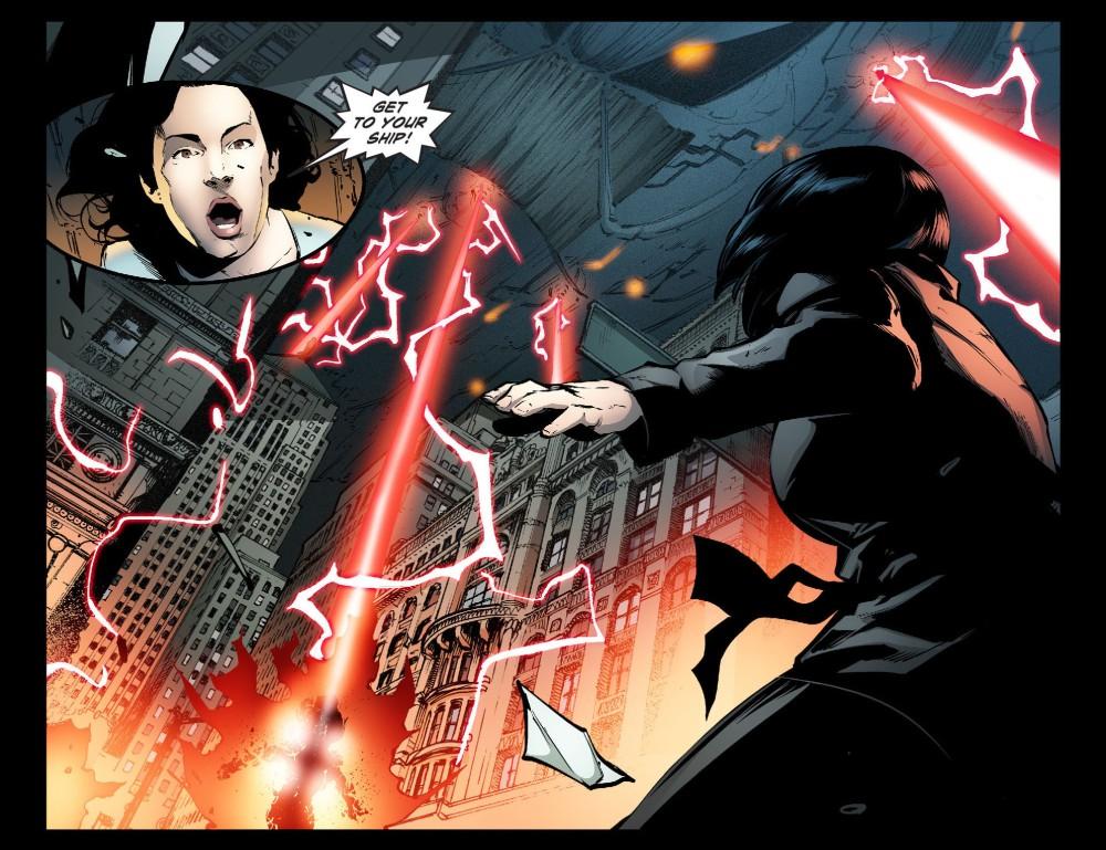 Smallville Season 11 #31 (2/2)