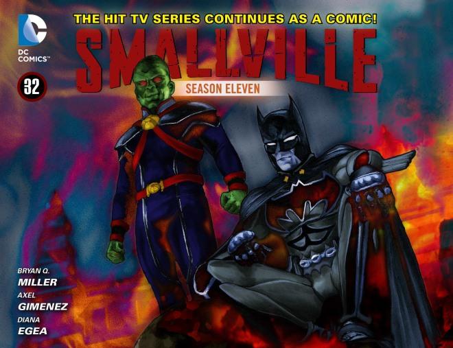 Smallville- Season 11 #32-000