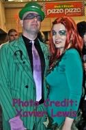 Riddler & Poison Ivy