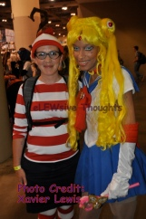 Waldo/sailor Moon