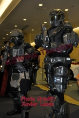 Halo - Unsc soldier & Master Chief