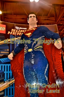 Lego Superman/ Man Of Steel