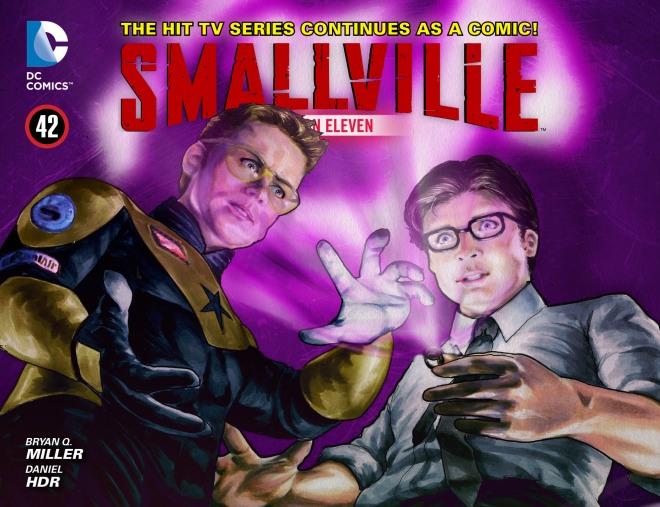 Tag Smallville Season 11