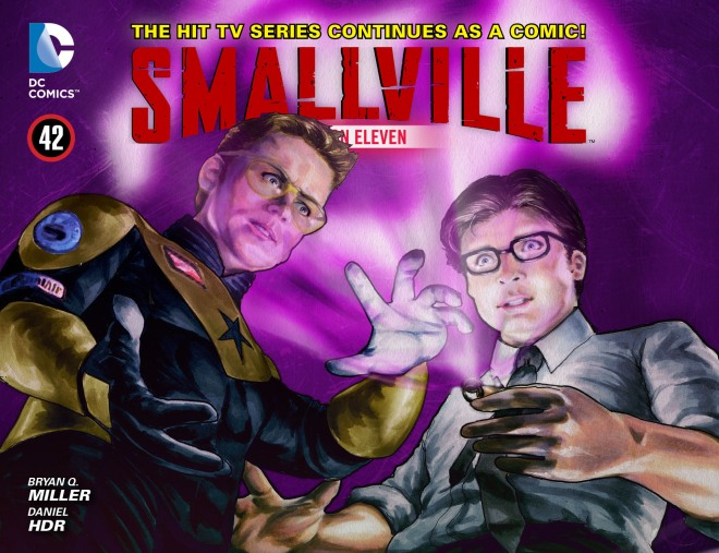 Smallville Season 11 Elewsive Thoughts