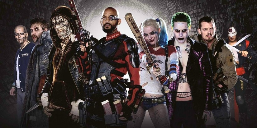 Suicide Squad:Film Review