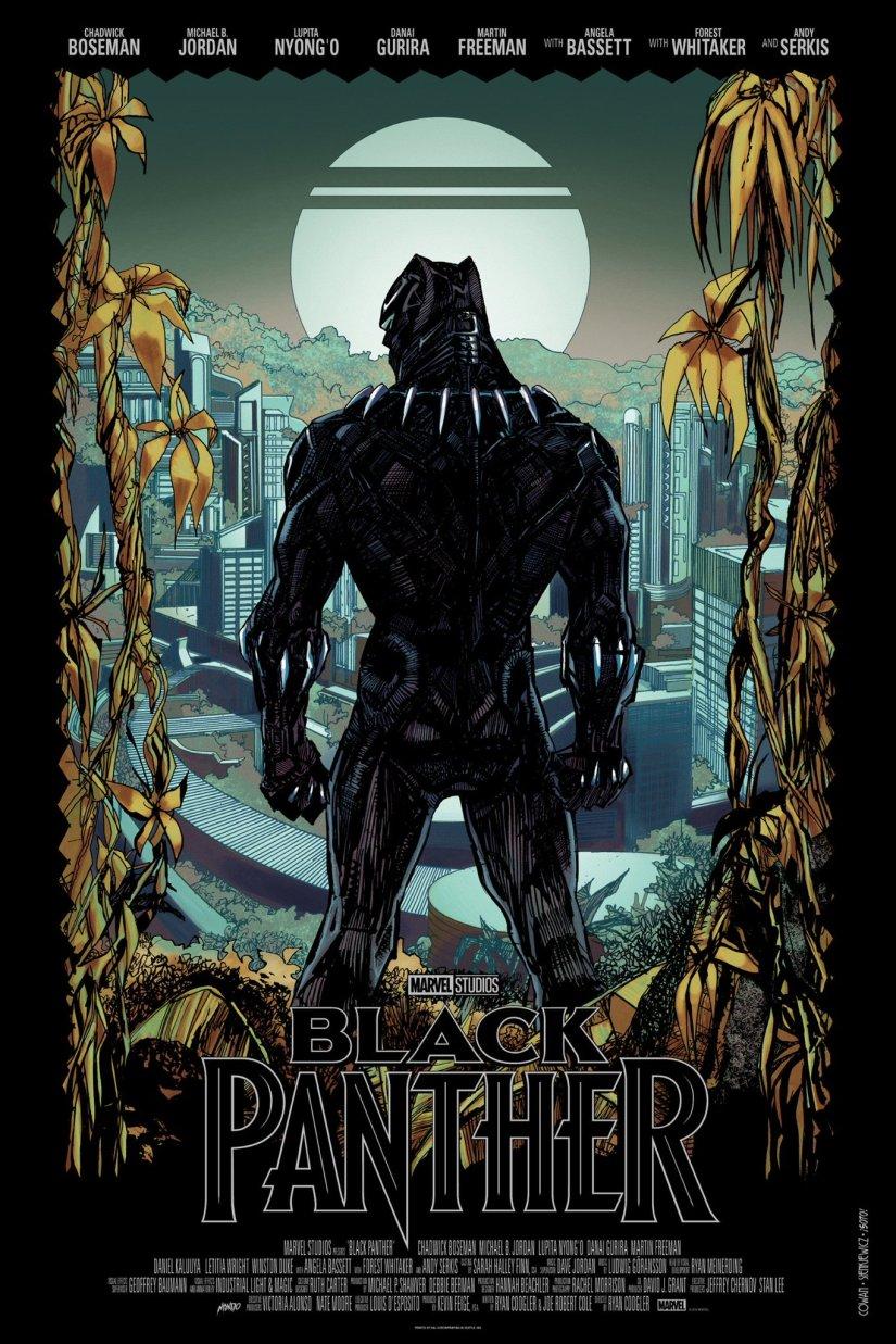 Black Panther: FilmReview
